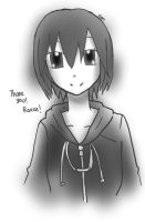 Xion Doodle by v-on