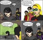 Robins: And the dead shall outnumber the living! by magickmaker