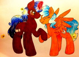 Gift - I Love You Just The Way You Are by anonymousnekodos