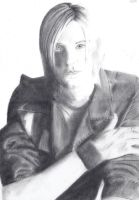 Alex Band Portrait by Charmed-Ravenclaw