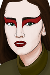 Avatar Kyoshi by theroguesigil