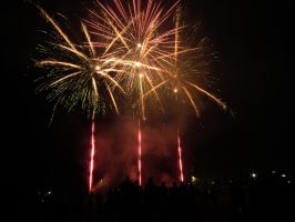 Relay for Life Fireworks 3 by BrendanR85
