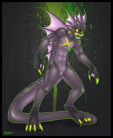 Halloween Adopt- Swamp Monster by Roum