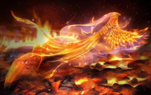 Phoenix by MariLucia