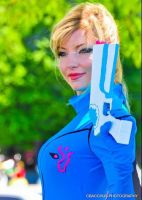 Victory Smirk by CosplayButterfly