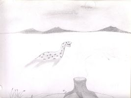 Nessie by Morgue-Awall