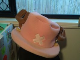 My Chopper hat!!! by Goldfish-24-7