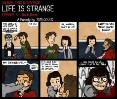 LIFE IS STRANGE | Socket to Him by TheGouldenWay