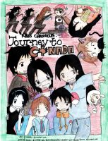 RBBS: Journey to Canada cover by nasaku