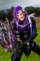 ECG Caius Ballad Cosplay by Leon Chiro to Lucca012 by LeonChiroCosplayArt