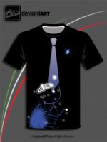 serious T-shirt by Design-Lombardo