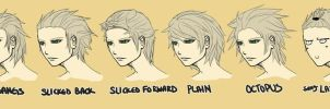 Koios' Hairstyles by PowHammer