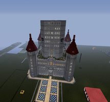 Royal Palace WIP by Gallanty