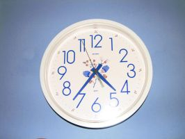 Clock I by LithiumStock