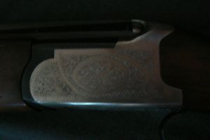 Engraved Shotgun by XSergeantMikeX