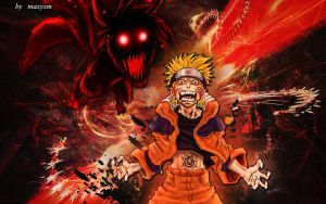 wallpaper naruto by maxyxm