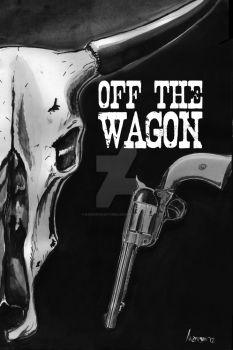 'Off the Wagon' Title Page by RadioRoadStudio