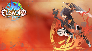 Elsword Raven Wallpaper by TopHatea