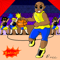 100 themed BALLIN by Lillmissthang