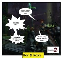 Guild Wars 2 RnR Roc and Roxy Cartoons pic 22 by rocdisjoint