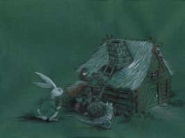 Rabbit's House by asiapasek