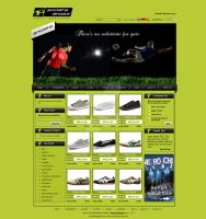 Sports Store - os-commerce by mughikrish1986