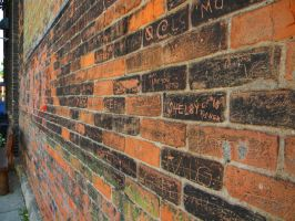 wall of names by veykava