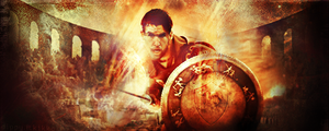 Strootman Gladiator of Rome by HararyDP