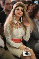 The other side of Myriam Fares by ghazayel