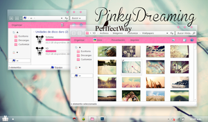 Tema W7 PinkyDreaming by PerffectWay