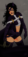 The Huntress by tacokisses
