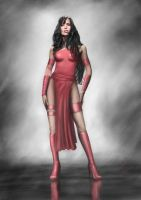 Elektra by captdiablo