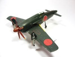1:72 J7W Shinden VI by Zero-Cannard