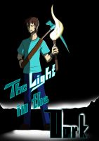 The light in the dark (Cover) by Annkh-Redox