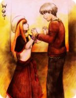 spice and wolf by WGGcomic