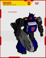MINIBOT BREAKER by F-for-feasant-design