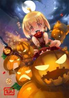 Holloween Day_02 by 10h