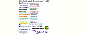 NO COPYRIGHT LAWS by Mecca12