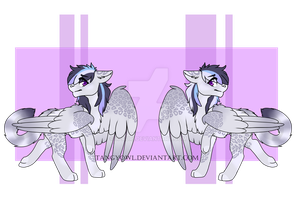 Sphinx adopt (OPEN AUCTION) by Tangyowl