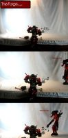 Bionicle MOCkery Page 2: Violent Protest by 3rdeye88