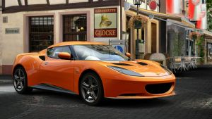 Lotus Evora '09 by LS-Coloringlife