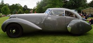 Ultra Rare MX Derby Bentley Side View by Taking-St0ck