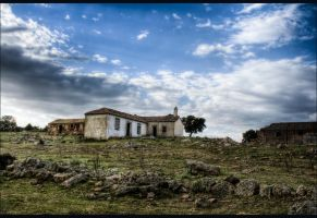 Casas abandonadas by SuperStar-Stock