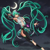 Vocaloid Miku Apend by JP-909