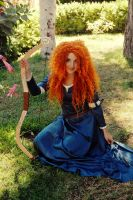 I Am Merida by Alinechan