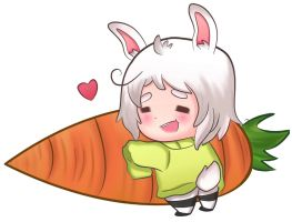 Bunni  :D by Miss-Panettone