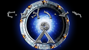 The Stargate by MidknightStarr