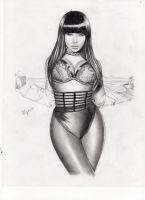 Nicki Minaj Unfinished by alyssashaeguevara
