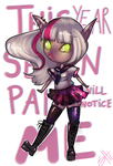 This year, senpai will notice me! by RavenNoodle