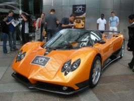 Front View - Zonda by abolatinge